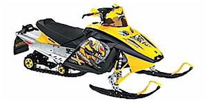 2007 Ski-Doo MX Z X 600 H.O. SDI