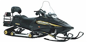 2007 Ski-Doo Skandic SUV 600