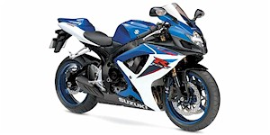 2007 Suzuki GSX-R 600