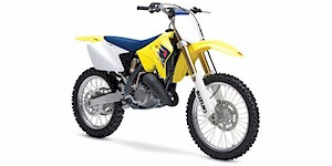 2007 Suzuki RM 125