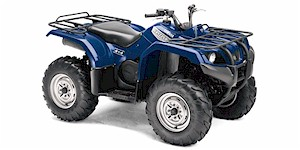 2007 Yamaha Grizzly 350 IRS Auto 4x4