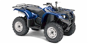2007 Yamaha Grizzly 400 Auto 4x4