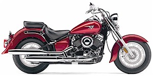 2007 Yamaha V Star Classic