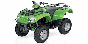 2008 Arctic Cat 650 H1 4x4 Automatic