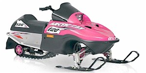 2008 Arctic Cat AC 120
