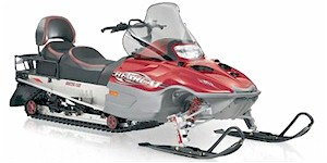2008 Arctic Cat Bearcat 570