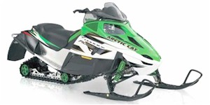 2008 Arctic Cat F1000 EFI