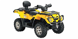 2008 Can-Am Outlander MAX 400 H.O. XT