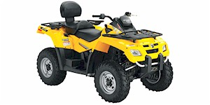 2008 Can-Am Outlander MAX 500 H.O. EFI 4x4