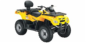 2008 Can-Am Outlander MAX 650 H.O. EFI 4x4