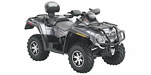 2008 Can-Am Outlander MAX 800 H.O. EFI Ltd 4x4