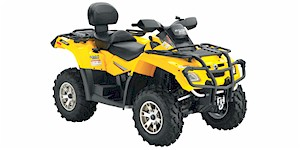 2008 Can-Am Outlander MAX 800 H.O. EFI XT 4x4