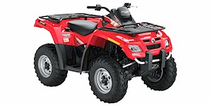 2008 Can-Am Outlander 650 H.O. EFI 4x4