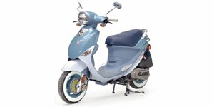 2009 Genuine Scooter Co. Buddy International Little Saint Tropez 50