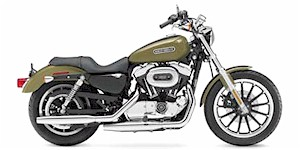 2008 Harley-Davidson Sportster 1200 Low