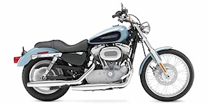 2008 Harley-Davidson Sportster 883 Custom