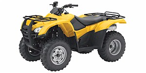 2008 Honda FourTrax Rancher ES