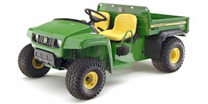 2009 John Deere Gator Traditional TS 4x2