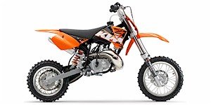 2008 KTM SX 50