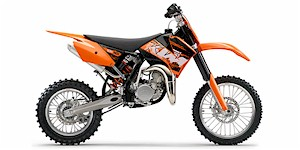 2008 KTM XC 105