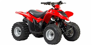 2009 KYMCO Mongoose 70