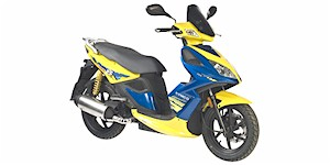 2010 KYMCO Super 8 150