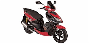 2008 KYMCO Super 8 50
