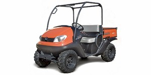 2010 Kubota RTV500 Orange