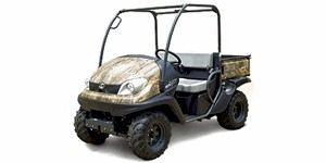 2008 Kubota RTV500 Realtree  Hardwoods  Camouflage