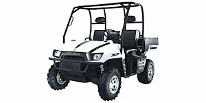 2008 Polaris Ranger XP Pearl White (Limited Edition)