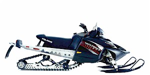 2008 Polaris SwitchBack 700