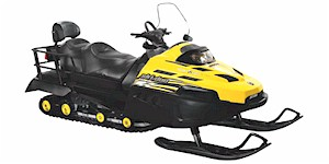 2011 Ski-Doo Skandic SWT V-800