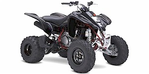 2008 Suzuki QuadSport Z400 Special Edition
