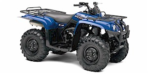 2009 Yamaha Big Bear 400 IRS 5-Speed 4X4
