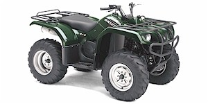 2009 Yamaha Grizzly 350 Auto 4x4