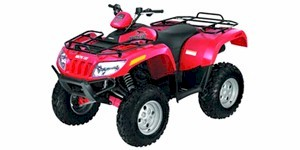 2009 Arctic Cat 500 4x4
