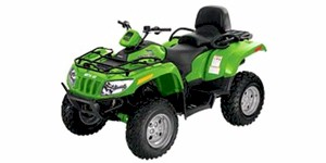2009 Arctic Cat 650 H1 4x4 Automatic TRV