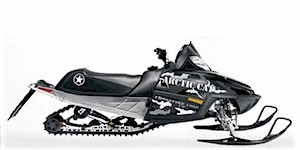 2009 Arctic Cat CrossFire R 1000 LE