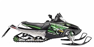 2009 Arctic Cat CrossFire R 8