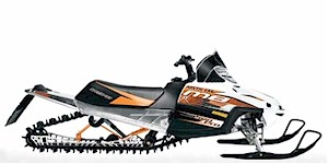2009 Arctic Cat M8 EFI 162 Sno Pro