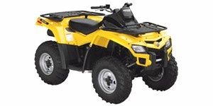 2009 Can-Am Outlander 800R EFI