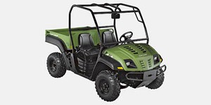 2009 Cub Cadet Volunteer 4x4 Green