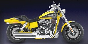 2009 Harley-Davidson Dyna Glide CVO Fat Bob