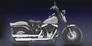 2009 Harley-Davidson Softail Cross Bones