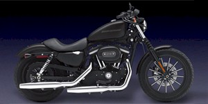 2009 Harley-Davidson Sportster Iron 883