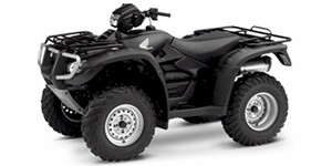 2009 Honda FourTrax Foreman 4x4 ES