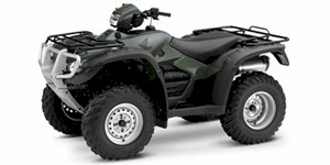 2009 Honda FourTrax Foreman 4x4 ES With Power Steering