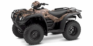 2009 Honda FourTrax Foreman 4x4 With Power Steering