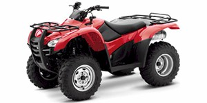 2009 Honda FourTrax Rancher 4X4