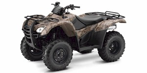 2009 Honda FourTrax Rancher 4X4 ES